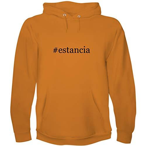 The Town Butler #Estancia - Men's Hoodie Sweatshirt, Gold, XX-Large