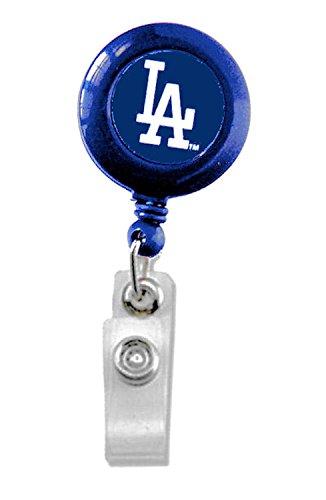 ers Sports Team Logo Retractable Badge Reel Id Ticket Clip ()
