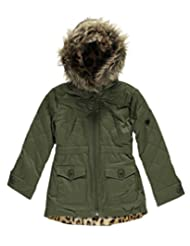 "Urban Republic Little Girls' ""Furry Twill"" Jacket"