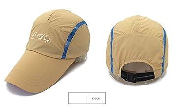 SKKMALL Alargar Sombrero y Gorro Seco Visor Tenis Primavera y Verano Luz Protector Solar Transpirable Sombrero de Sol Gorro de Pesca Gorra de Visera