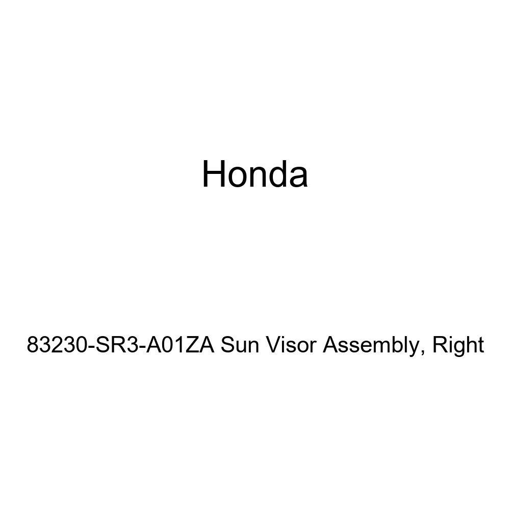 Right Honda Genuine 83230-SR3-A01ZA Sun Visor Assembly