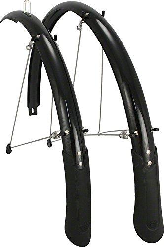Planet Bike Cascadia bike fenders - 700c x 45mm (black)