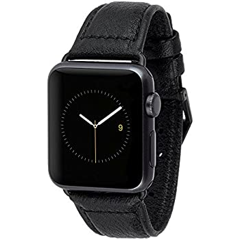 95d16d371c431 Case-Mate - Apple Watch Band - 38mm 40mm Pebbled Leather Apple Watch Band - Series  4