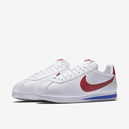 cheap for discount 38546 25faa Nike Classic Cortez Leather Cortez Le\ - White Mens - Buy ...