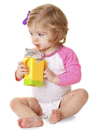 Nuby 5462 Juice Box Holder