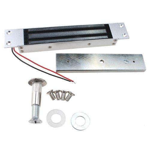 Agptek 174 280 Kg Holding Force Electric Magnetic Lock With