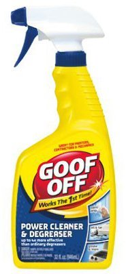Goof Off FG686 32 Oz Goof Off Power Cleaner & Degreaser