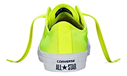 Converse Mens Chuck Taylor All Star II, YELLOW/WHITE, 4.5 M US