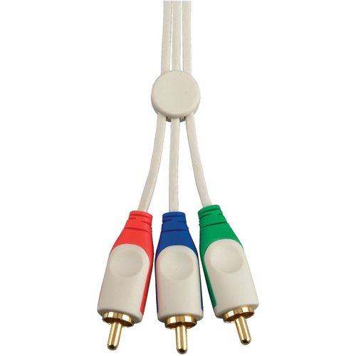 Flat Panel Component Video - Cables Panel Flat Component Video