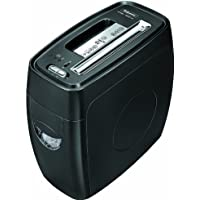 Fellowes Powershred PS-12Cs 12 Sheet Cross-Cut Paper and Credit Card Shredder with SafeSense Technology (3271301)