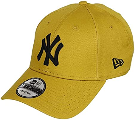 New Era 9forty Gorra Ajustable League Essential Hombres Mujeres Niños MLB  Verano Yankees Dodgers Braves Béisbol con CS-Etiqueta 9f1bd745330