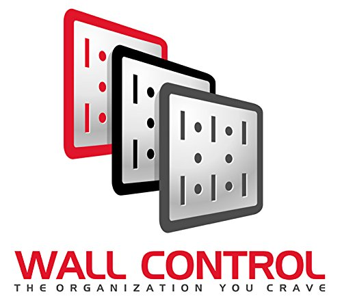 Wall Control 30-WRR-100GVB Galvanized Steel Pegboard Starter Kit by Wall Control (Image #5)