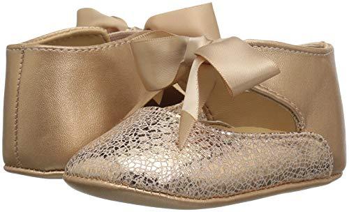Baby Deer Girls' 02-4795 Ballet Flat, Rose Gold, 1 Medium US Infant by Baby Deer (Image #6)