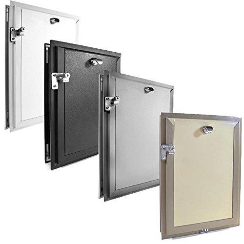 Hale Pet Door Door Model Tall Medium Dark Bronze Double Flap