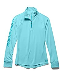 Under Armour Girls' Tech 1/4 Zip, Ultra Blue (907), Youth Small