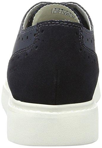 Femme Sneakers Bleu navyc4002 B D Basses Geox Thymar avqXTWB