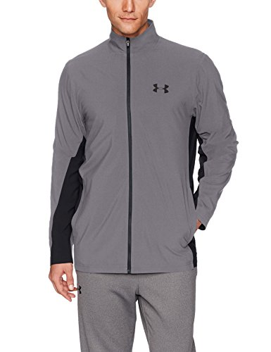 Under Armour Men's Tricot Lined Warm Up Jacket