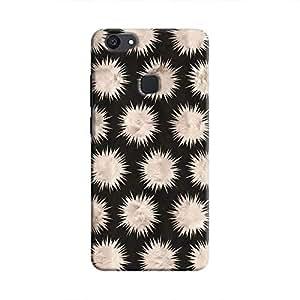 Cover It Up - Silver Star Black V7 Plus Hard Case