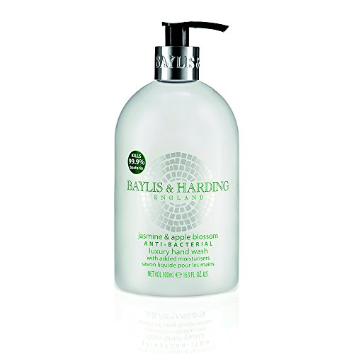 Baylis & Harding Jasmine And Apple Blossom Antibacterial Hand Wash, ()