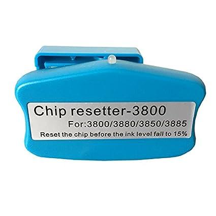 syoon Depósito de mantenimiento Chip reiniciador para Epson Stylus ...