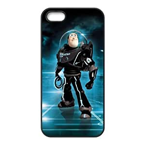 Toy Story 4 iPhone 5 5s Cell Phone Case Black A9553196
