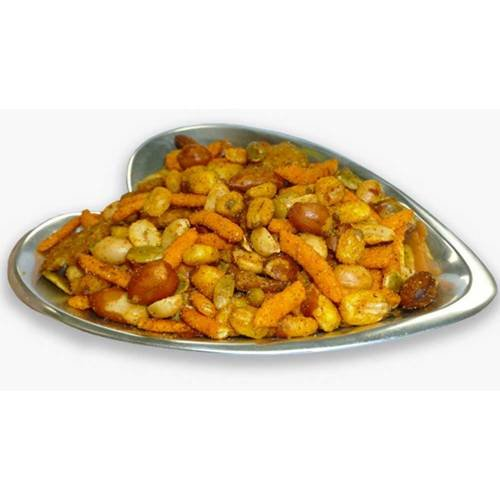 Redskins Santa - Azar Nut Santa Fe Adobe Snack Mix, 5 Pound -- 2 per case.