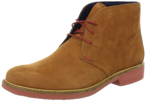 Cole Haan Heren Great Jones Chukka Laars Woodbury Nubuck / Baksteen