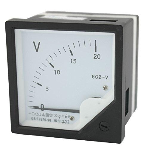 Dc Analog Voltmeter - 4