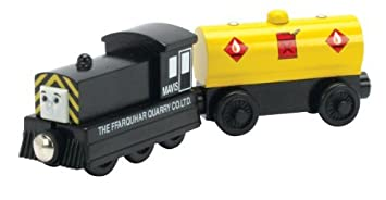 Thomas And Friends Wooden Railway Mavis And The Amazoncom