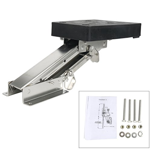 YaeMarine Up to 10 Hp 2 Stroke Stainless Steel Outboard Motor (10 Hp Outboard Motor)