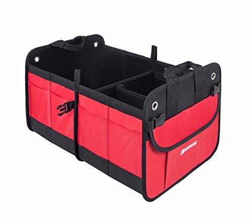 Free shipping autoark premium multipurpose car suv trunk for Home construction organizer