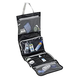Lewis N Clark Unisex Hanging Toiletry Travel Kit