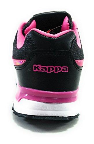 Kappa Zapatillas Niños Cartago Retro-Running Rosa