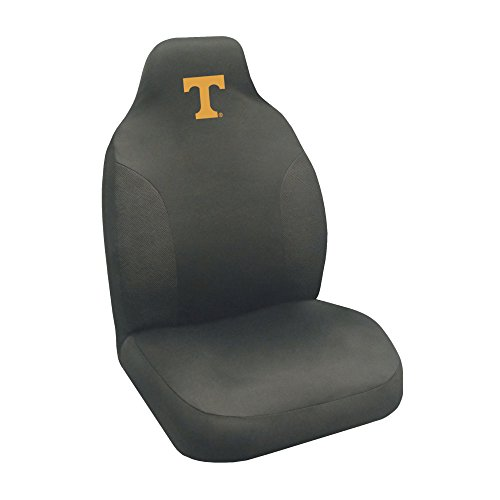 FANMATS NCAA University of Tennessee Volunteers Polyester Seat Cover