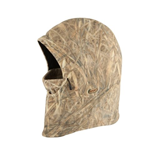 Avery Outdoors Fleece Yukon Hood,KW-1