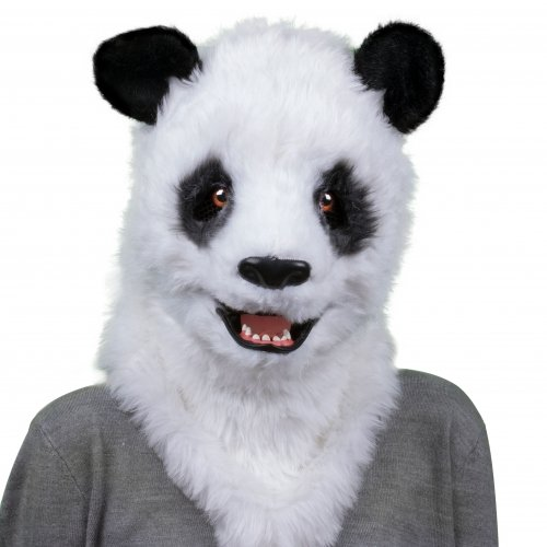 Thumbsup UK, Panda Mask Costume -