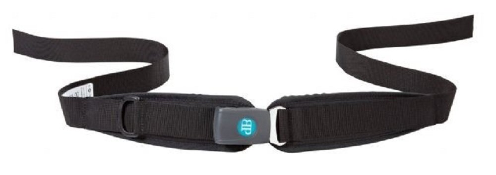 Bodypoint two point padded belt Center pull Cinch-Mount Medium 46CM HB205-M46-B2