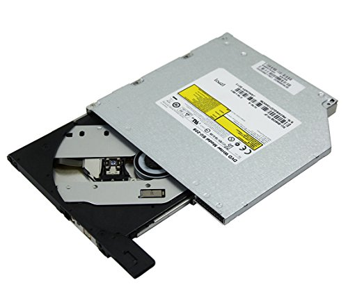 New Laptop Internal 9.5mm SATA DVD Optical Drive for Toshiba Samsung SU-208AB 208BB 208GB 208FB 208CB SU208FB SU208GB Double Layer 8X DVD+-RW RAM 24X CD-RW Burner Replacement