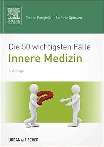 Die 50 wichtigsten Falle EKG (German Edition)