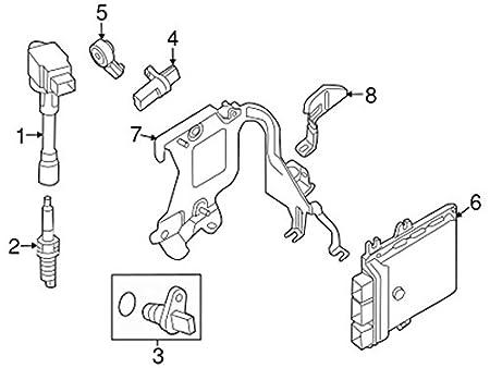 Amazon Com Nissan 22401 3ta1b Spark Plug Automotive