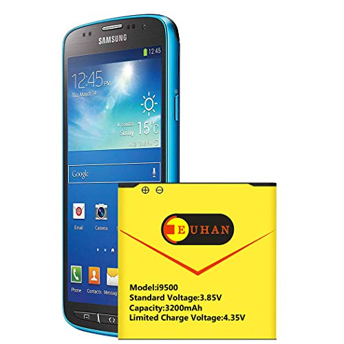 Galaxy S4 Active Battery, Euhan 3200m Li-ion Replacement for sale  Delivered anywhere in USA