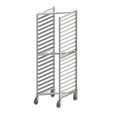 Winco Aluminum Sheet Pan Rack 27-1/2'' Wide 20 Pan Capacity