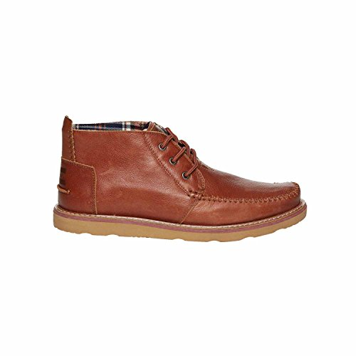 Toms Chukka Boot Brown Leather 10002762 Mens 9