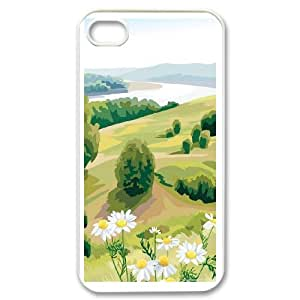 iPhone 4,4S Phone Case With Beautiful Scenery S2A22655