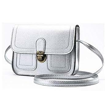 Bag For Unisex,Multi Color - Crossbody Bags