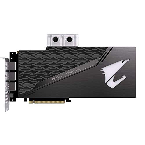 GIGABYTE 2080 8G GDDR6 HDMI with Cooling System RGB Graphic WB-8GC