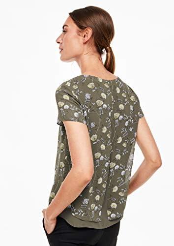 s.Oliver BLACK LABEL Camicia da Donna, 85a6, 38