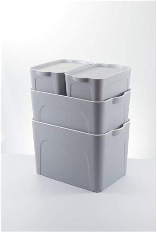 Ropa de juguete, ropa interior, caja de almacenamiento de regalo, caja de plástico de cuatro piezas,