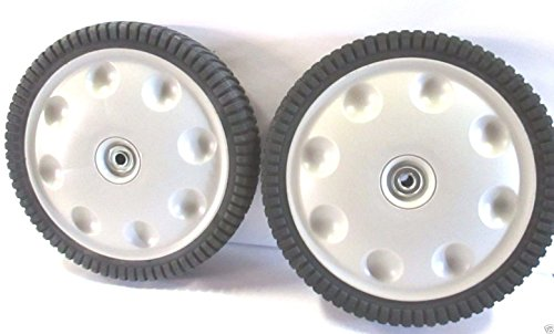 - MTD 734-04019 Rear Wheel, Set of 2