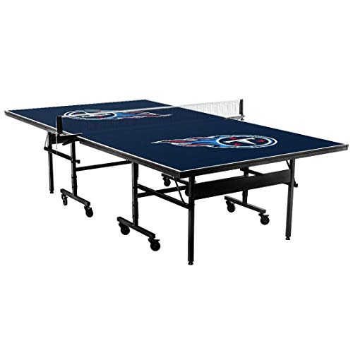 (Victory Tailgate NCAA Indoor Table Tennis Table - Tennessee Titans)